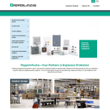 Web Portal for Explosion Protection Equipment