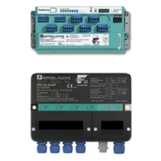 Process interfaces connect multiple intrinsically safe conventional inputs and outputs to the fieldbus